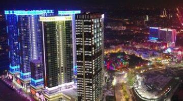 i-City Theme Park