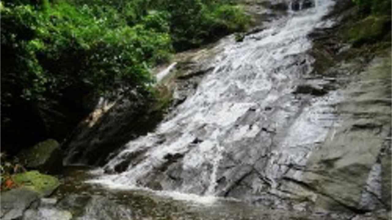 Gabai River Waterfall