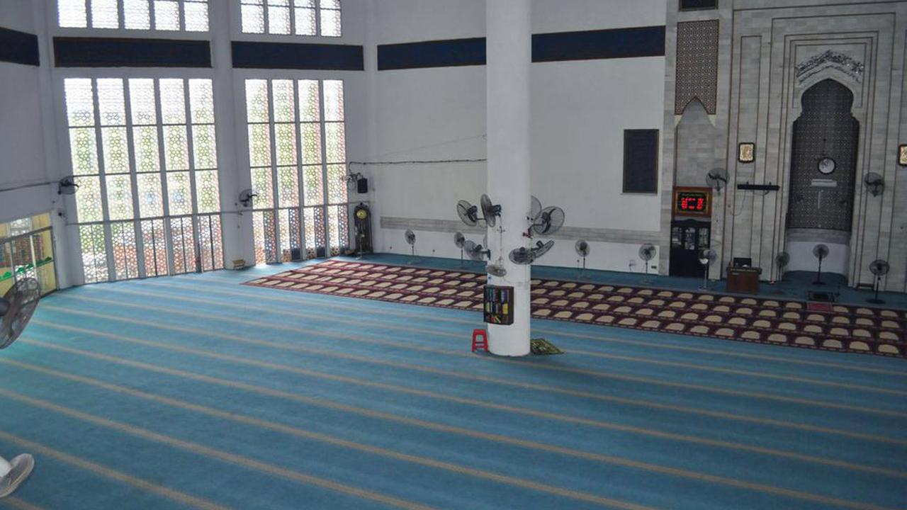 Sultan Ibrahim Mosque