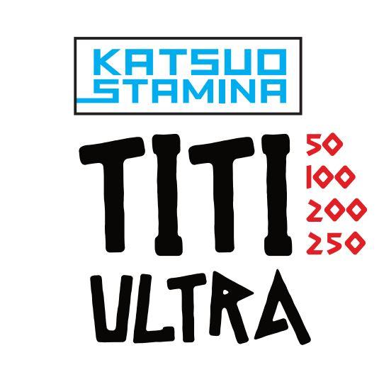 Katsuo Stamina TITI Ultra