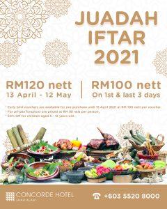 30 Ramadan Buffet in Selangor 2021 12