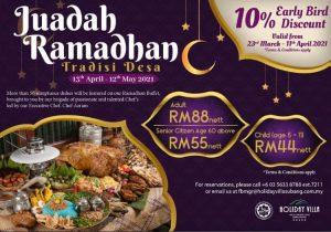 30 Ramadan Buffet in Selangor 2021 20