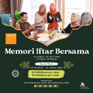 30 Ramadan Buffet in Selangor 2021 22