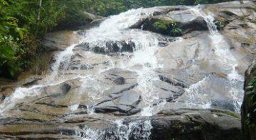 Kubang Gajah Waterfall